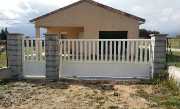 portail et clôture